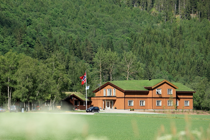 Rogstadmoen Lodge